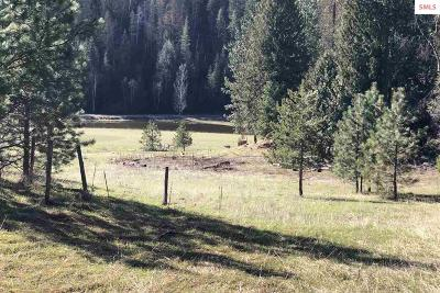 Bonners Ferry Residential Lots & Land For Sale: Nna Parker Canyon Rd