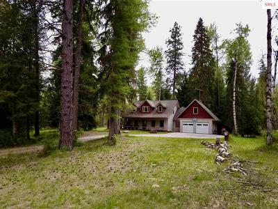 Bonner County, Boundary County, Kootenai County Single Family Home For Sale: 714 Selkirk Road