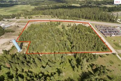 Bonner County Residential Lots & Land For Sale: 11 Harbison & Hwy 95