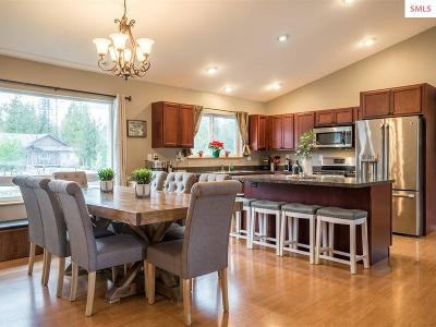 Bonners Ferry Single Family Home For Sale: 285 Heights Loop