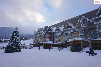 Sandpoint Condo/Townhouse For Sale: 10000 Schweitzer Mtn Rd. 413/415
