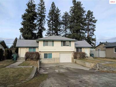 Post Falls Multi Family Home For Sale: 506/508 W 14th Ave