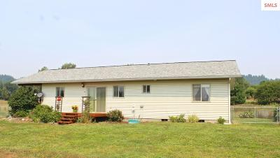 Bonners Ferry ID Single Family Home For Sale: $169,999