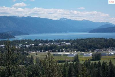 Sandpoint Residential Lots & Land For Sale: Lot 3 Off Heavenly Heights
