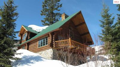 Sandpoint ID Single Family Home For Sale: $729,000