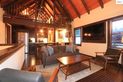 Sandpoint Single Family Home For Sale: 110 Cedar Dr.