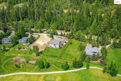 Sandpoint Residential Lots & Land For Sale: Lot 15 Golfview Ln