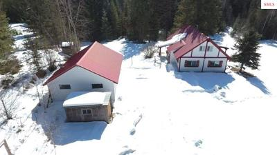 Moyie Springs Single Family Home For Sale: 532 Curley Creek Rd