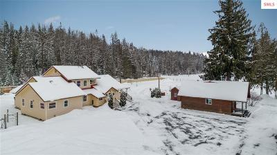 Sandpoint ID Single Family Home For Sale: $890,000