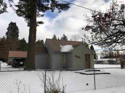 Priest River Single Family Home For Sale: 399 2nd Street