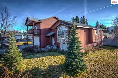 Post Falls Single Family Home For Sale: 675 W Bellflower