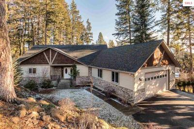 Hayden ID Single Family Home For Sale: $550,000