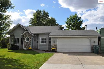 Bonner County, Boundary County, Kootenai County Single Family Home For Sale: 2067 N Ridgeview Dr