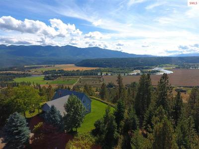 Bonners Ferry Single Family Home For Sale: 569 Arrowleaf Dr