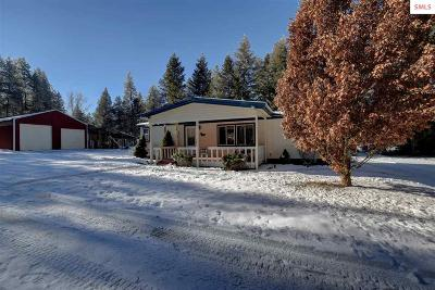 Blanchard Single Family Home For Sale: 866 Deer Trail Rd
