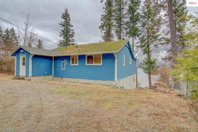 Bayview ID Single Family Home For Sale: $515,000