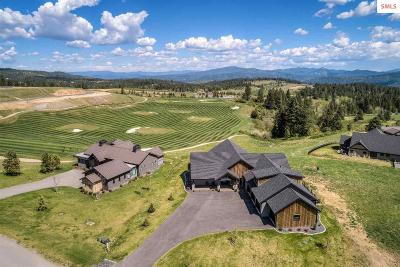 Coeur D'alene Single Family Home For Sale: 16006 S Chalk Hill Dr