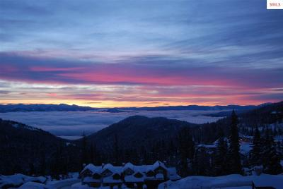 Mountainside, Schweitzer Residential Lots & Land For Sale: Lot 6 Chutes Lane