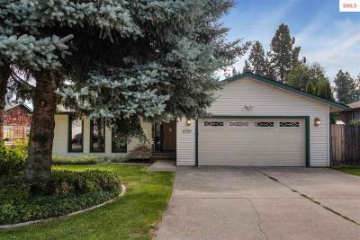 Coeur D'alene Single Family Home For Sale: 6220 N Galewood Dr