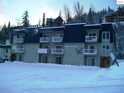 Sandpoint Condo/Townhouse For Sale: 495 Northwest Passage