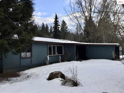 Bonner County, Boundary County, Kootenai County Single Family Home For Sale: 621 Monarch Road