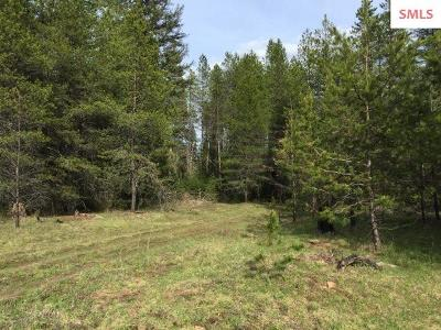Priest River Residential Lots & Land For Sale: Nna Mud Gulch Rd