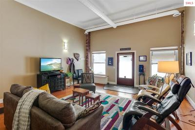 Bonner County, Boundary County, Kootenai County Single Family Home For Sale: 53 Wisconsin St