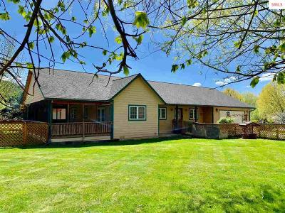 Bonners Ferry Single Family Home For Sale: 6900 Alpine Ct