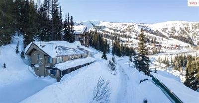 Mountainside, Schweitzer Condo/Townhouse For Sale: 216 Mogul Hill Rd