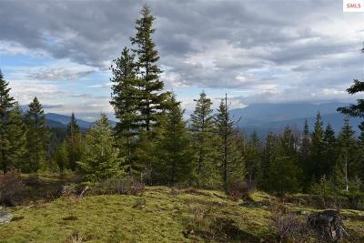 Bonners Ferry Residential Lots & Land For Sale: Nna Grizzly Gap Rd C