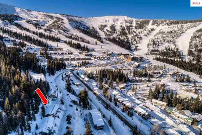 Mountainside, Schweitzer Condo/Townhouse For Sale: 226 Mogul Hill