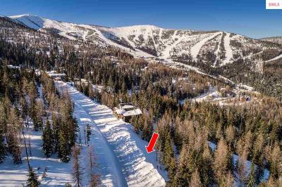 Mountainside, Schweitzer Residential Lots & Land For Sale: Nka Blizzard