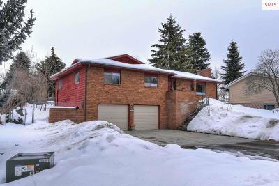 Bonner County, Boundary County, Kootenai County Single Family Home For Sale: 1513 N Havichur Loop