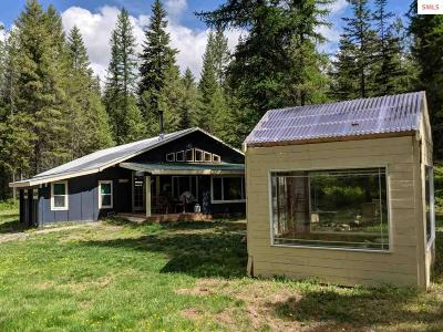 Bonner County, Boundary County, Kootenai County Single Family Home For Sale: 211 Flamingo Road