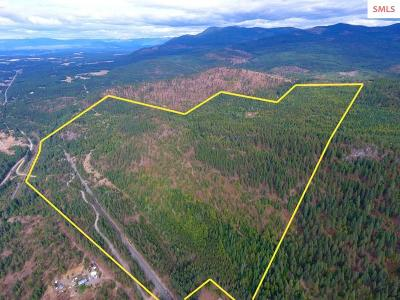 Boundary County Residential Lots & Land For Sale: Nna Shilo Loop Rd