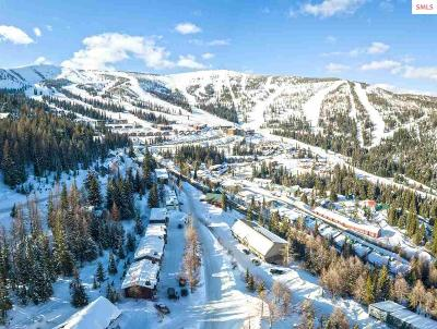 Mountainside, Schweitzer Condo/Townhouse For Sale: 26 Flurry Ct