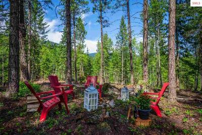 Sandpoint Residential Lots & Land For Sale: Lot 28 Carr Creek