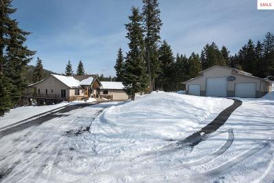 Coeur D'alene Single Family Home For Sale: 2886 E Murphy