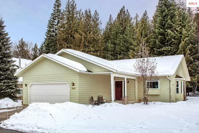 Sandpoint Single Family Home For Sale: 1510 Mathison