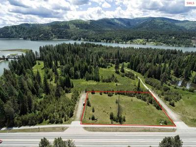 Priest River Residential Lots & Land For Sale: Lot 3 Highway 2
