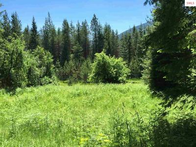 Clark Fork Residential Lots & Land For Sale: 16a Bear Claw