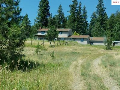 Coeur D'alene Single Family Home For Sale: 10889 Ocelot Trail