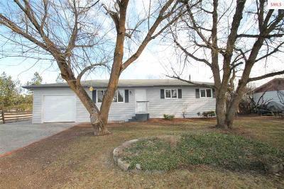 Hayden ID Single Family Home For Sale: $288,000