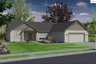 Bonner County Single Family Home For Sale: Nna E Sunnyside Rd Parcel C