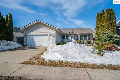 Sandpoint Single Family Home For Sale: 1205 Huckleberry Ave