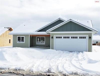 Bonner County, Boundary County, Kootenai County Single Family Home For Sale: 610 W 2nd Avenue