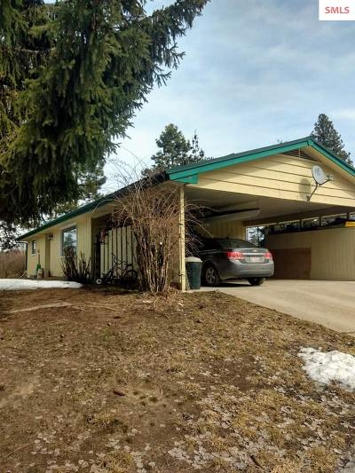 Bonners Ferry Single Family Home For Sale: 7001 Helena