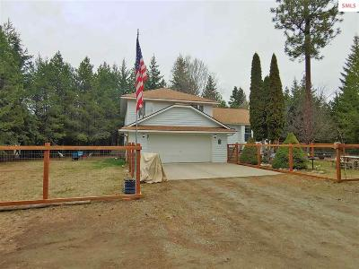 Moyie Springs Single Family Home For Sale: 423 Westwood Dr.