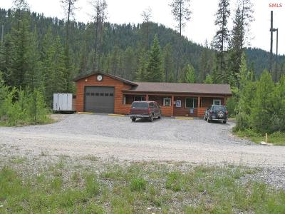 Priest River Single Family Home For Sale: 168 Rosemary Loop