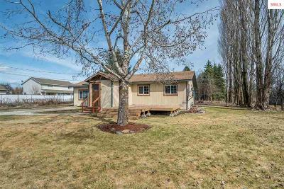 Sandpoint Single Family Home For Sale: 1806 Culvers Drive